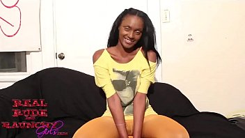 Ebony Hood Rat In See Through Leggings Flipped by Big Black Cock BBC thumbnail
