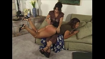 Mother spanks son otk - Panties down