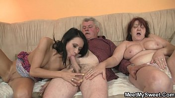 black parents fucking - Old parents fuck her as he leaves