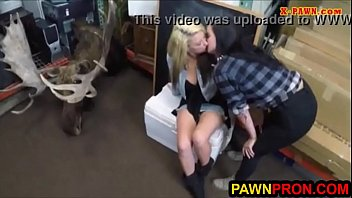Orgy at the Pawnshop Warehouse