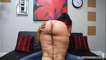 Sexy Latina BBW Driving Instructor Fucked by Stud Student thumbnail