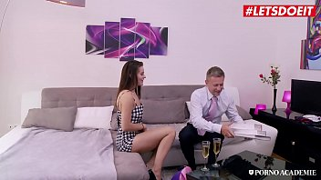 PORNO ACADEMIE - #Rick Angel #Lana Rhoades - Rich Girl Wants To Have Hardcore Sex With Her French Teacher