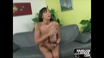 Brunette With Huge Tists Fingers Pussy
