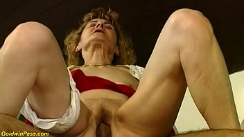 Hairy 81 Years  Old Mom Needs Rough Sex ough Sex