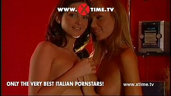 Sublime Lesbian Sex with a nice Dildo! XTIME.TV!