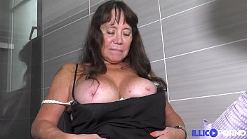 Mature at 65 paid for sex with two men