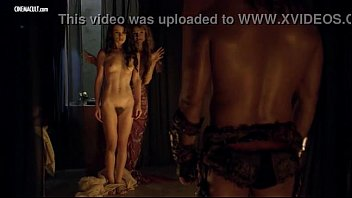 List of nude celebrities Nude of spartacus - anna hutchison ellen