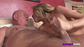 Banging Family - Dirty Step-Dad Catches Daughter Nude Modeling and Punishes Her