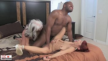 TABOO Caught Fucking My BLACK Step Daddy's n. COCK  WARNING Racial Slurs Sally D'angelo BBC