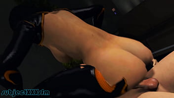 miranda lawson's day off SFM futa mass effect