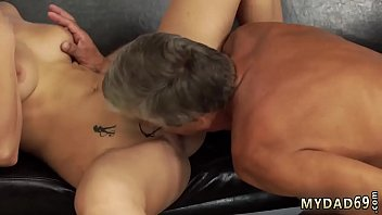 Chinese fat daddy Sex with her boyduddy´s father after swimming pool