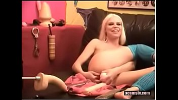 HOT Blonde Hardcore Dildo Fucking more on xcamstv.com