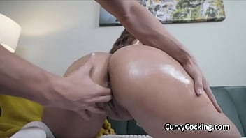 PABG Adriana Maya bounces on big white cock