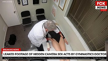 FCK News - Leaked Footage Of Doctor Fucking His Blonde Patient - 69VClub.Com