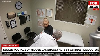 FCK News - Leaked Footage Of Doctor Fucking His Blonde Patient thumbnail