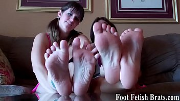I love sucking on her cute little pink toes