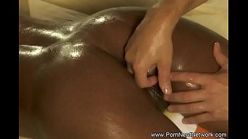 Learning How To Relax Her Brown Body