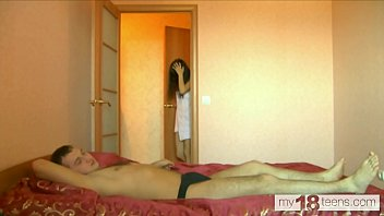 Naked neighbours Amazing slut ariel loves to have sex after a shower with a neighbour