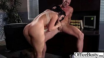Hot Sexy Girl (jayden jaymes) With Big Round Boobs Get Sex In Office mov-16
