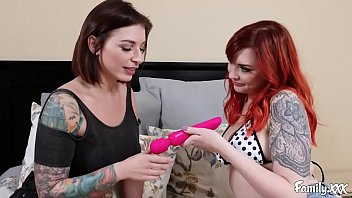Sisters Teach Each Other Masturbating Techniques | Video Make Love