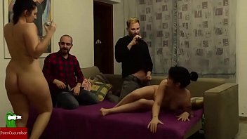 CoverCouples are left to fuck each other and masturbate IV 013