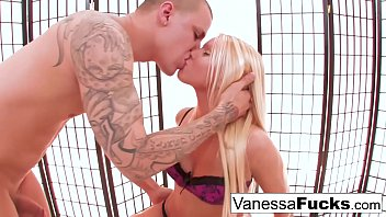 Justice Young Pounds Cute Little Vanessa pornhub video
