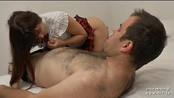 Pretty young amateur french school girl banged with cum in mouth thumbnail