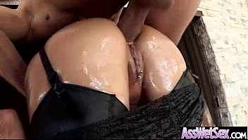 Image: Wet Oiled Big Ass Girl Get Deep Nailed On Cam movie-10