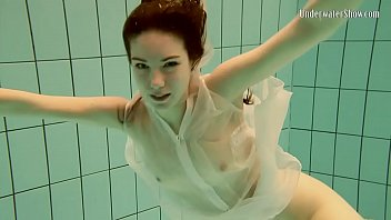 Voyeur swimming baths nude images Andrejka appears to be horny