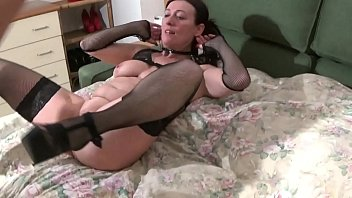 Italian Mature Lady Fucked by her tired husband