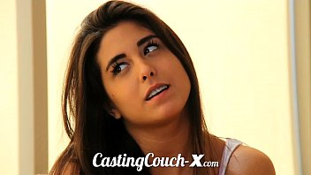 CoverCastingCouch-X Florida beach chick wants cash for sex