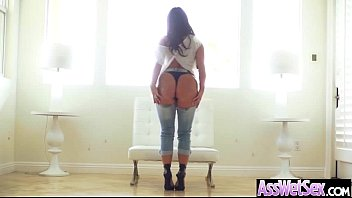 Round Luscious Butt Girl Get Anal Nalied video-05