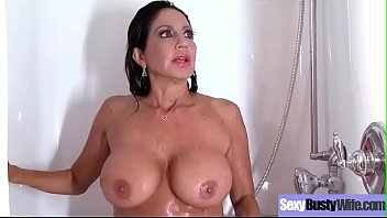 Sex Tape With Gorgeous Busty Hot Housewife (Tara Holiday) video-27