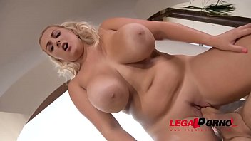 Dick swift - Blondie krystal swift sucks rides dick until loads of cum cover her tits gp820
