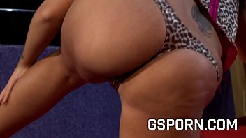 Hot busty sexy milf fucking with double cumshot 25 min