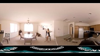 Girlscout Cookies in 360 VR - Femdom Bondage Video