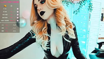 God I Love Goth Chicks In Latex...