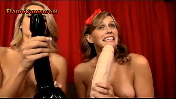 Two Stars And T heir Massive Dildos ldos