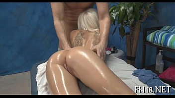Sexy gal acquires ass banged