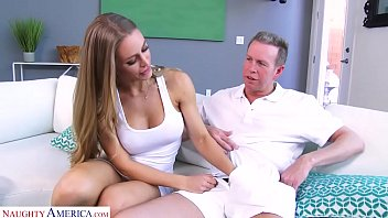 Naughty America - Nicole Aniston loves a deep, wet creampie