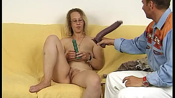 German Milf Renate Is Doing A Porn Casting To Find A New Boyfriend