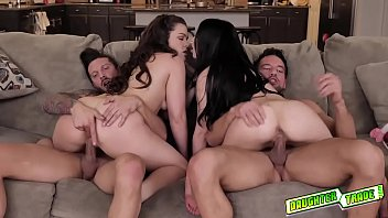 Alex Coal and Kimbers Woods pussies gets perked out to get slammed!