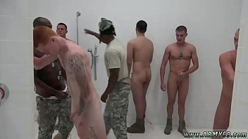 Naked rogay man soldier penis The Hazing, The Showering and The