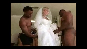 Bride upskirt pics - White brides broke in by bbc