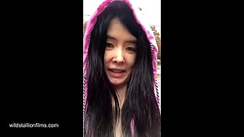 Chinese Teen Stars In Bollywood Spectacular And Then Flashes Big Breasts Outdoors In The Rain