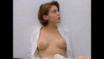 Lesbian celebrity movie clips Alyssa milano charlotte lewis - embrace of the vampire lesbian photoshoot
