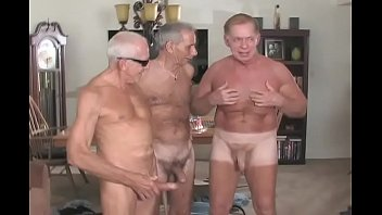 gay black guy giving to old men