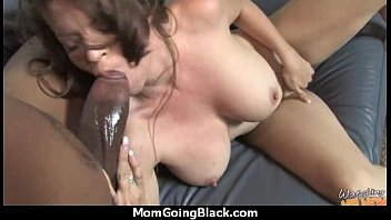 Hot Milf Gets Ripped By A Black Cock 11