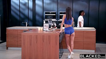 BLACKED Emily & Eliza crave their married trainers huge BBC