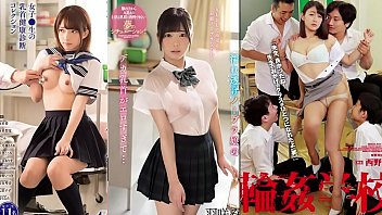 Jav teen school two girls and one boy harem